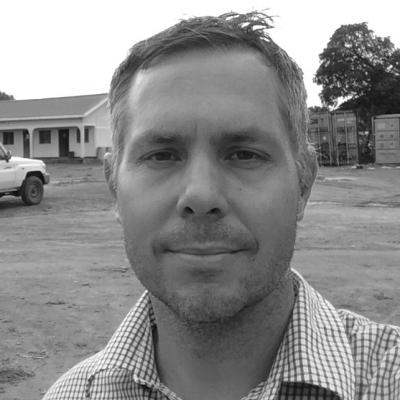 Brett Tarver  Headshot