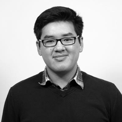Brian Trinh Headshot