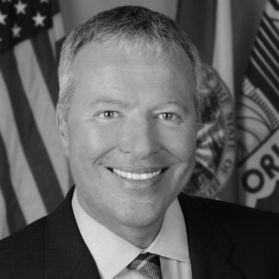 Buddy Dyer Headshot