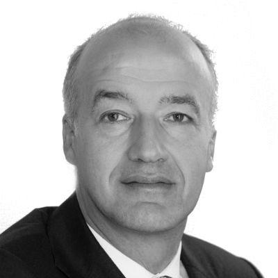 Dr. Burkhard Scherf Headshot