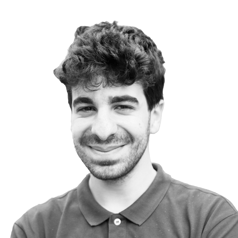 Carlos Pina Headshot
