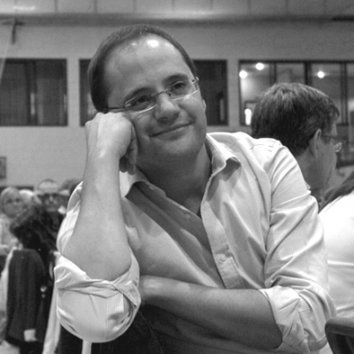 César Luena Headshot