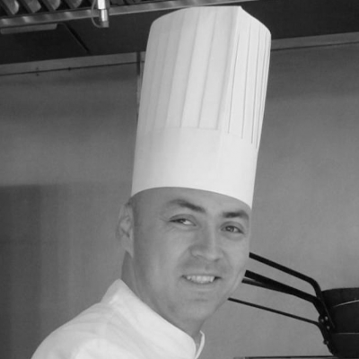 Chef Damian Trejo