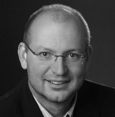 Prof. Dr. Christian Hesse Headshot