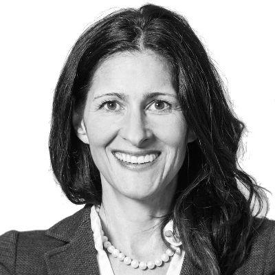 Christina Bösenberg Headshot