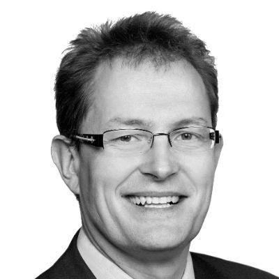 Prof. Dr. Christoph Lütge Headshot