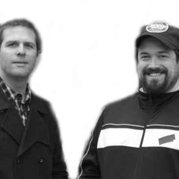 Chuck Bryant and Josh Clark