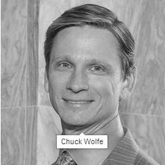 Chuck Wolfe Headshot