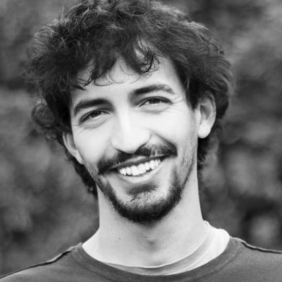 Claudio Riccio Headshot