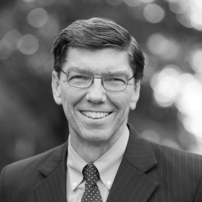 Clayton M. Christensen Headshot