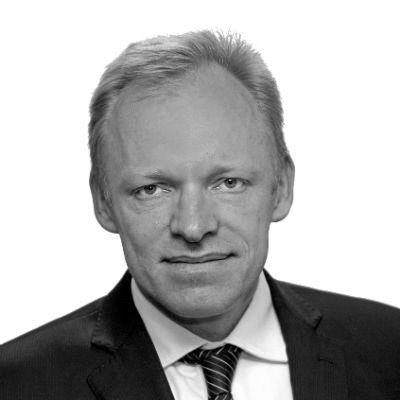Prof. Dr. Clemens Fuest Headshot