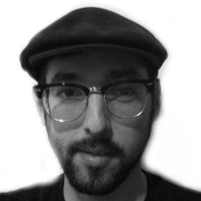Dave Maass Headshot