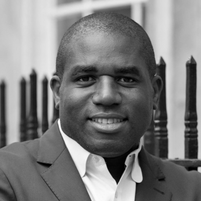 David Lammy Headshot