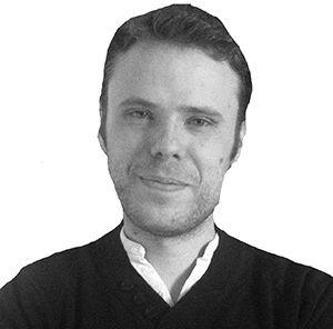 David Peyron Headshot