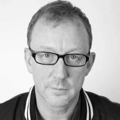 David Rowntree Headshot