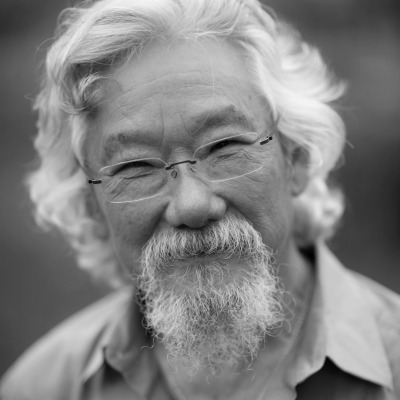 David Suzuki Headshot