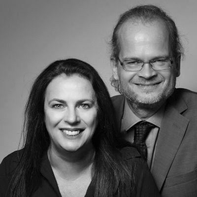 Dee und Matthias Stolla Headshot