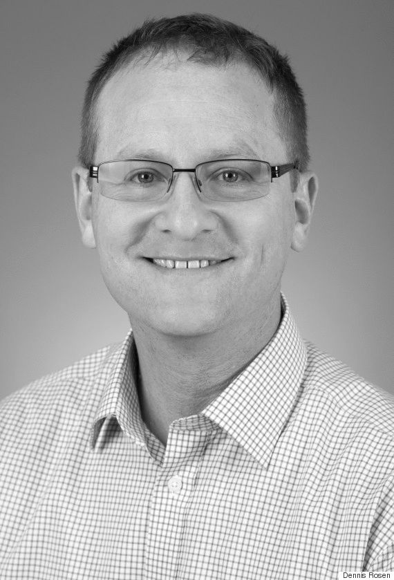 Dennis Rosen M.D. Headshot