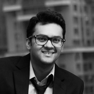 Dhairya Pujara Headshot
