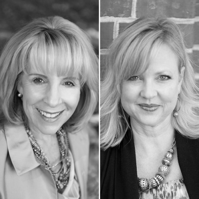 Diane Gage Lofgren and Margaret Bhola Headshot