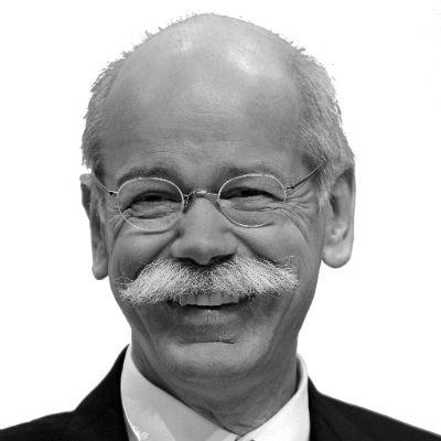 Dieter Zetsche Headshot