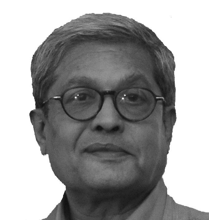 Dileep Padgaonkar Headshot