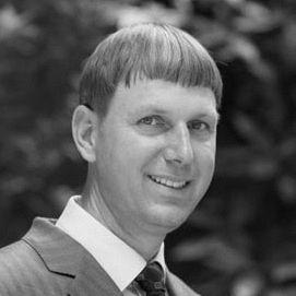 Prof. Dirk Helbing Headshot
