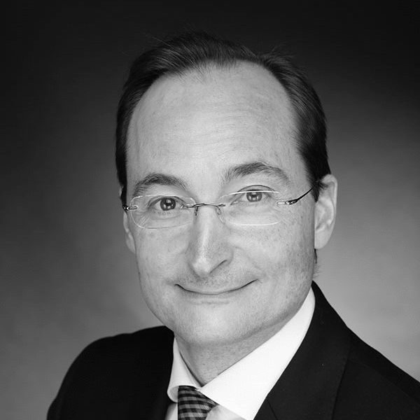 Dr. Dirk Notheis Headshot