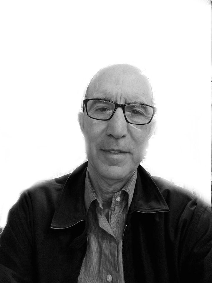 Djamel Abada Headshot