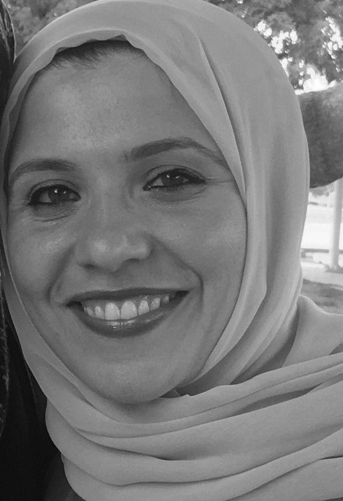 دعاء الشامي Headshot