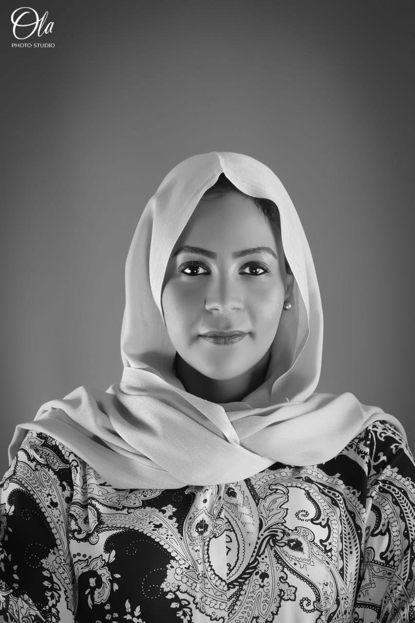 دعاء عثمان علي Headshot