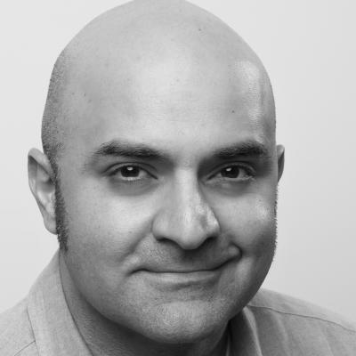 Dr. Ali Binazir Headshot