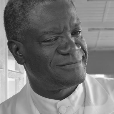 Dr Denis Mukwege Headshot