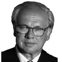 Dr. Hubert Burda Headshot