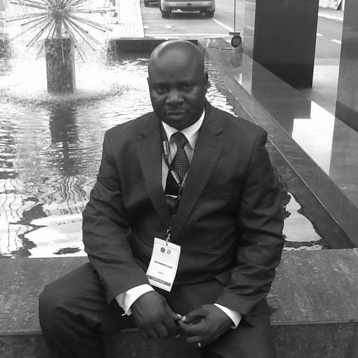 Dr. Mohammed Alhaji Gana Headshot