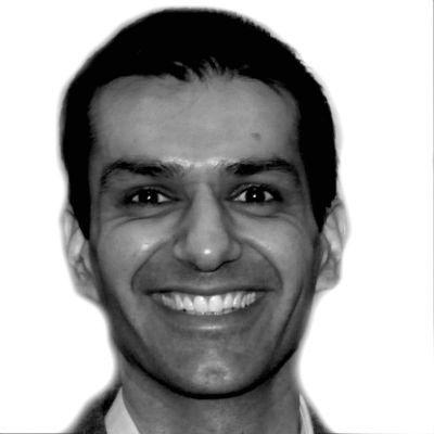 Dr. Mohammed K. Ali Headshot