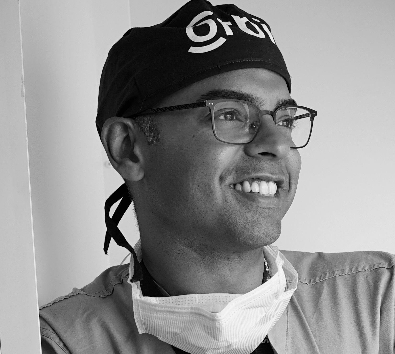 Dr Sanjay Saikia