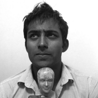 Dr. Sohom Das Headshot