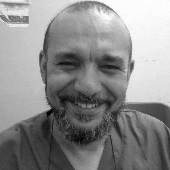 Dr. Zouhair Lahna Headshot