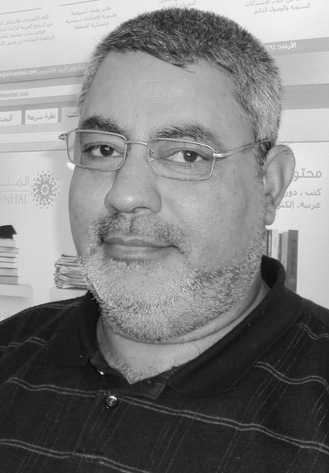 د. إبراهيم التركاوي Headshot