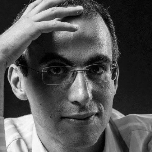 Driss Ghali Headshot