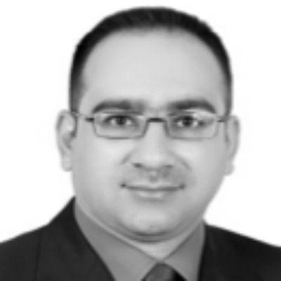 د. دياري صالح مجيد Headshot