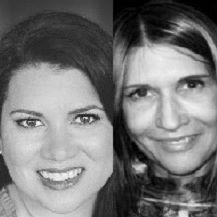 Elizabeth Denham and Andrea Norlander