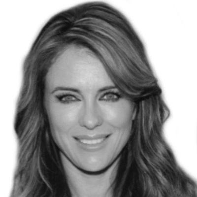 Elizabeth Hurley Headshot