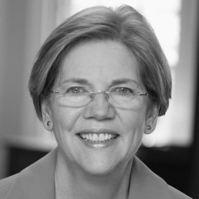 Sen. Elizabeth Warren Headshot