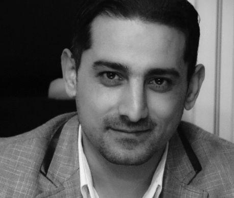 عماد كركص  Headshot