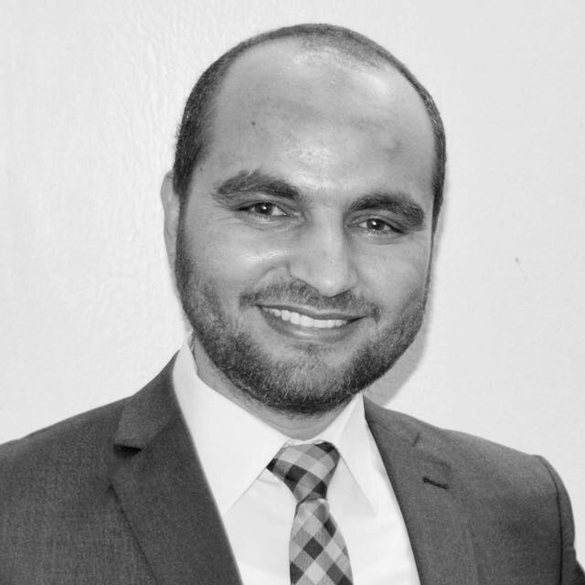 عماد مصطفى حجازي Headshot