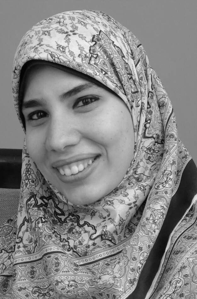 إيمان علاء الدين  Headshot