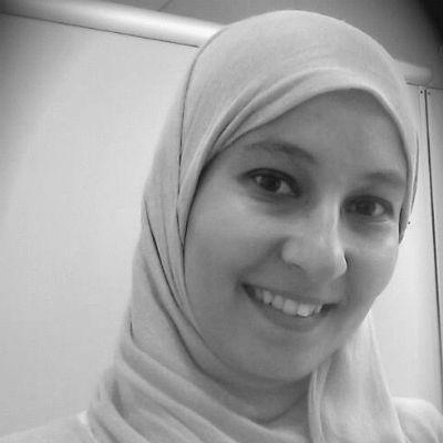 إيناس حامد Headshot