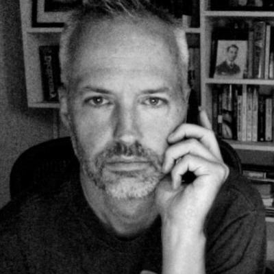 Eric Boehlert Headshot
